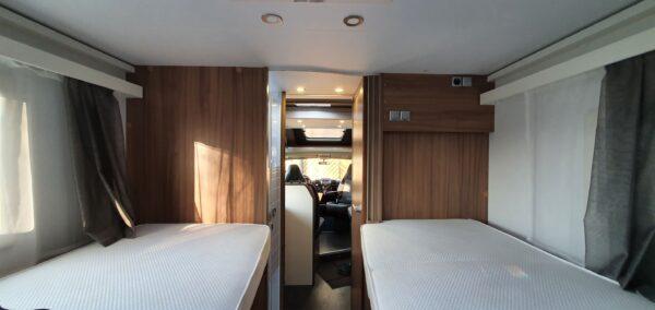 matkaauto magamistuba